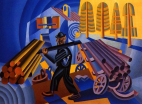 Italian Futurism Reconstructing the Universe in New York with Depero