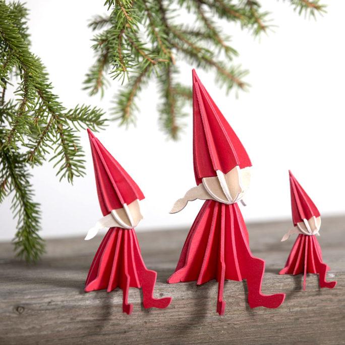 Decorazione Elfo Natale
