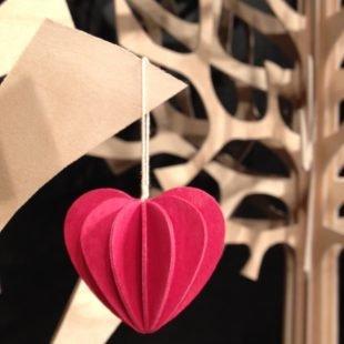 Lovi Heart Postcard