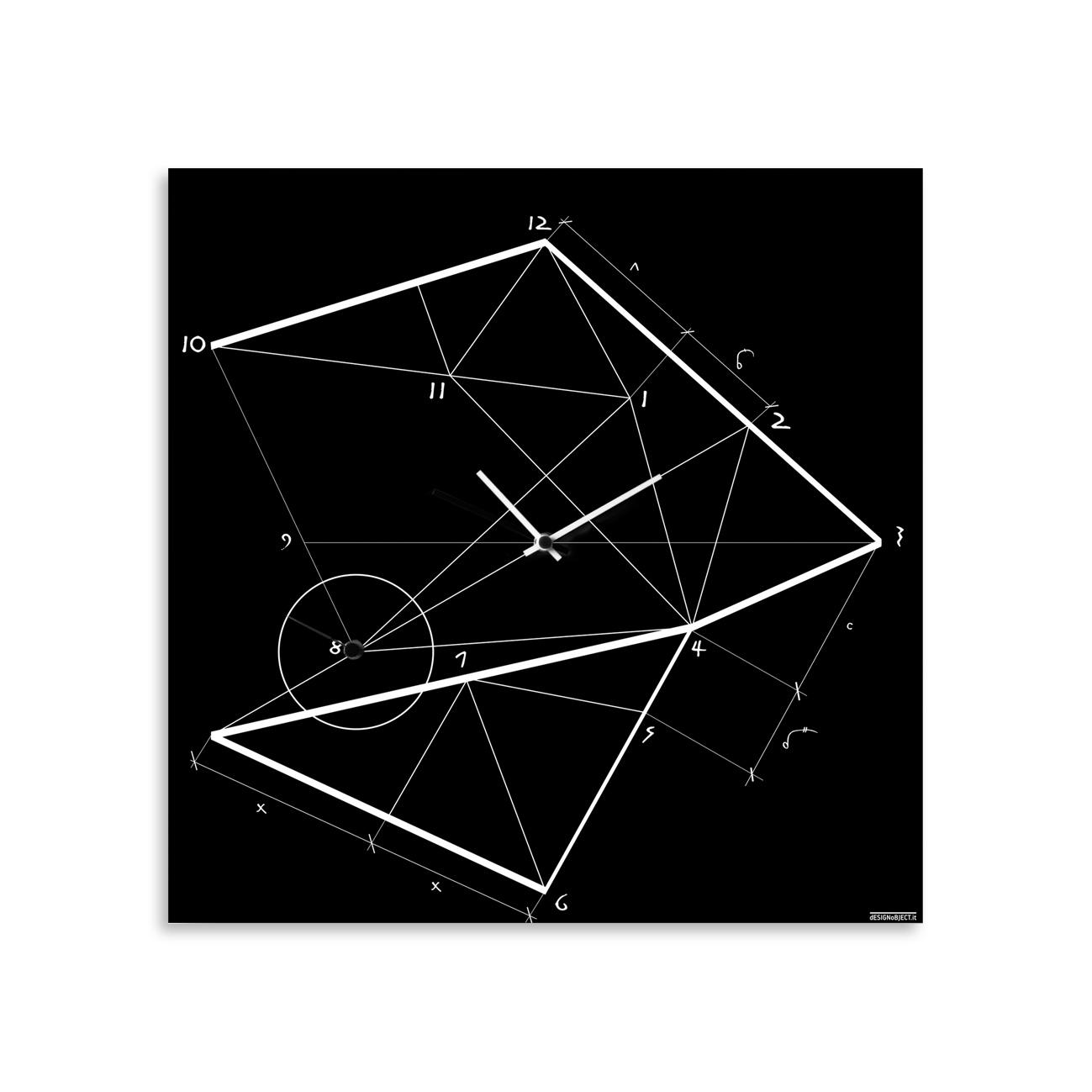 TIME LINE Orologio Da Parete Design