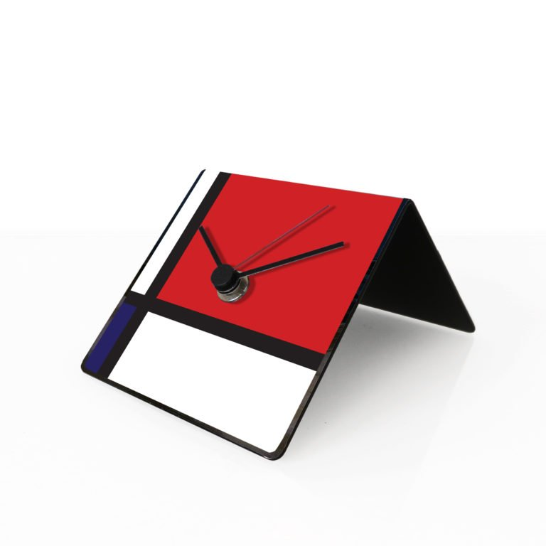 Orologi da Tavolo di Design ispirati al mondo dell'Arte