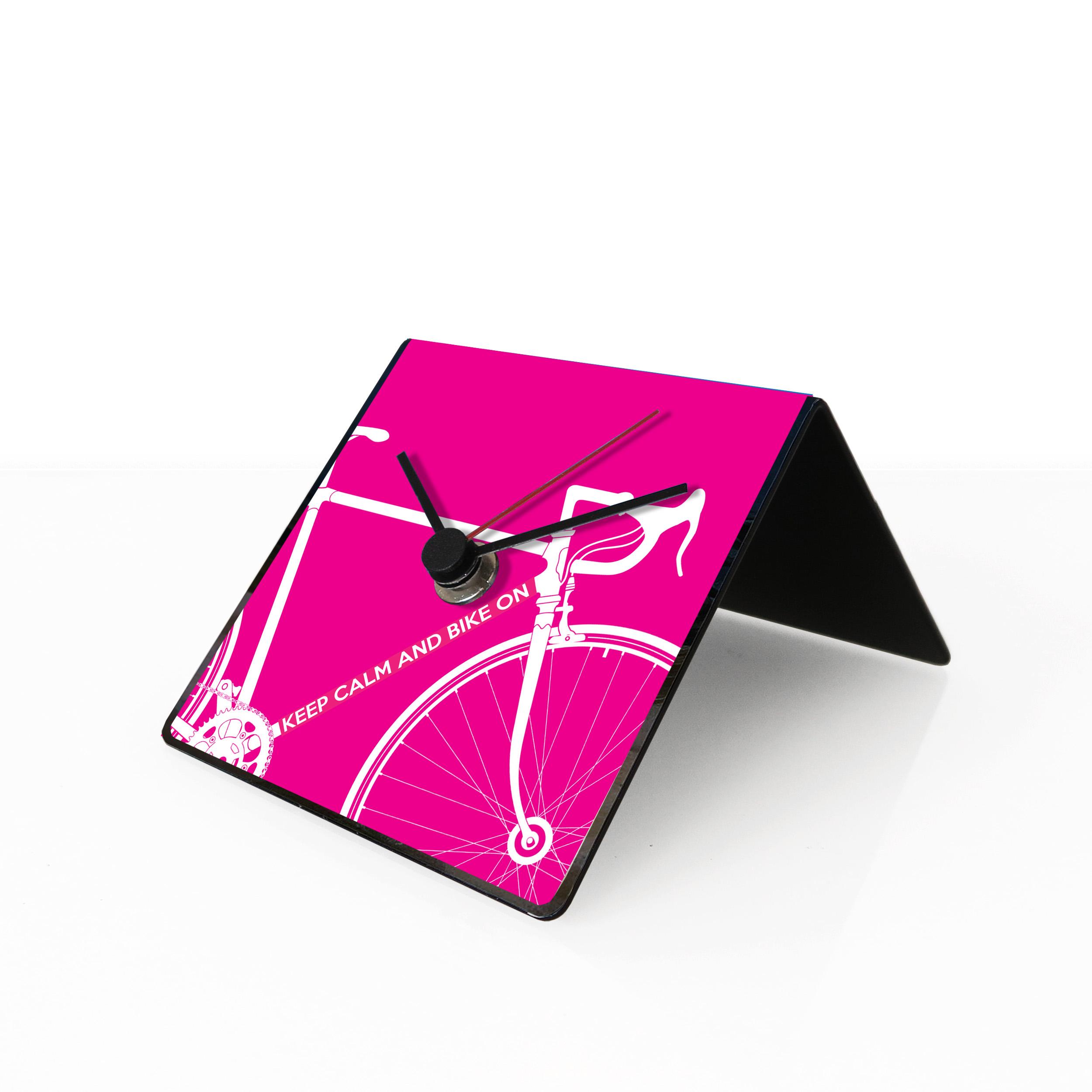 Orologio di Design per Amanti della Bicicletta