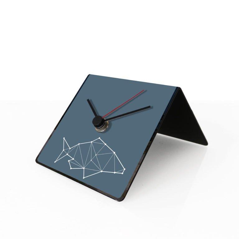 Orologio di Design Pesce