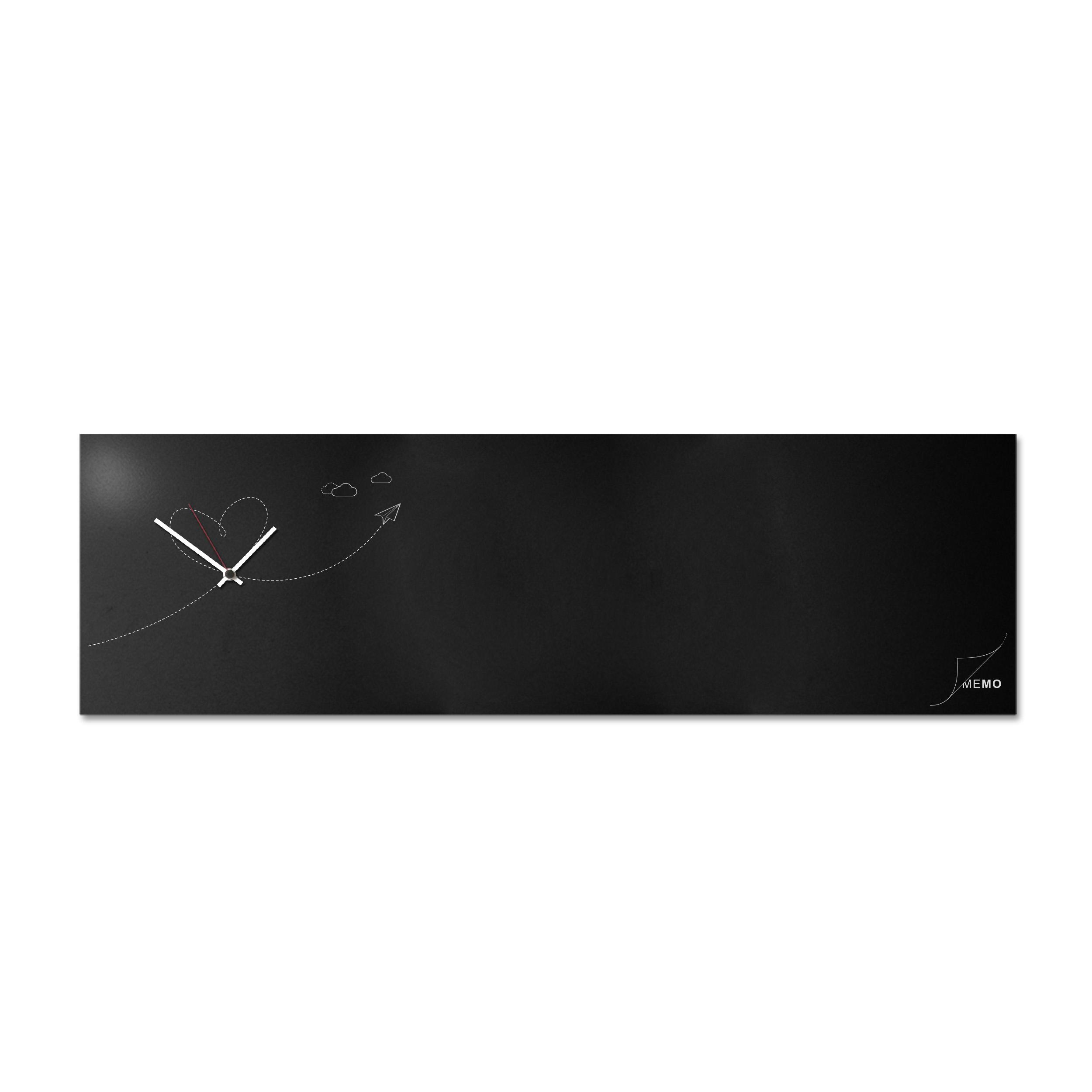 Orologio - Lavagna magnetica Design Ufficio