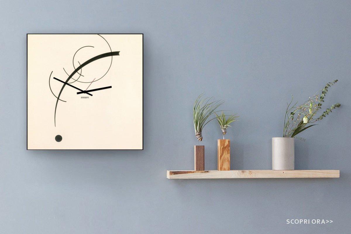 orologio moderno Kandinsky