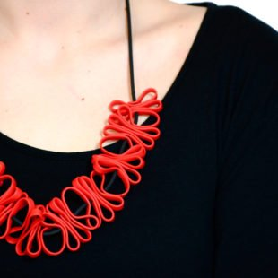 Necklace PVC C3