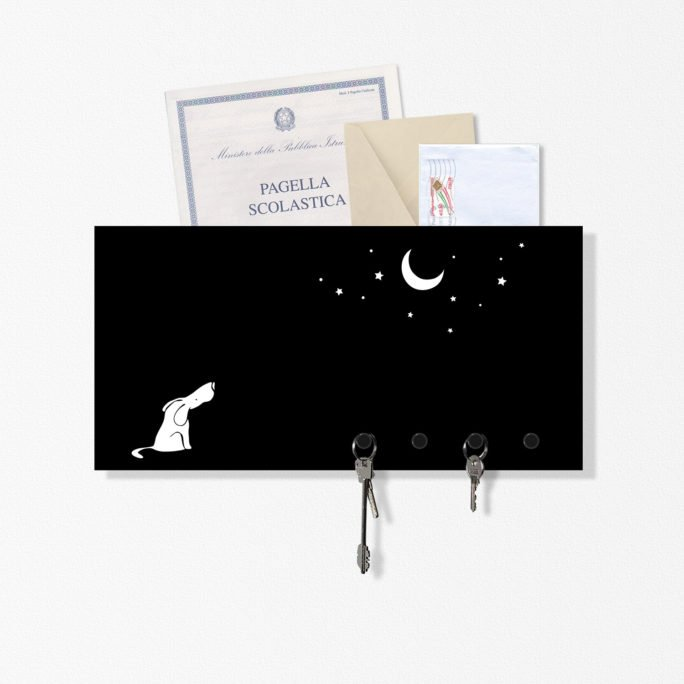 Dog&Moon Wall Organiser