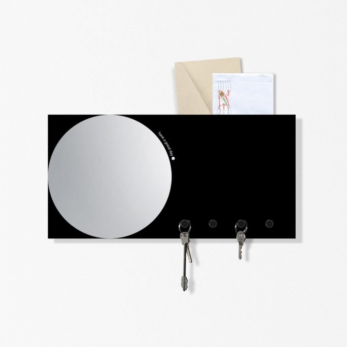 Mirror Wall Organiser