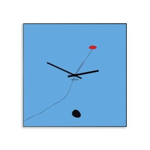 Mirò wall clock
