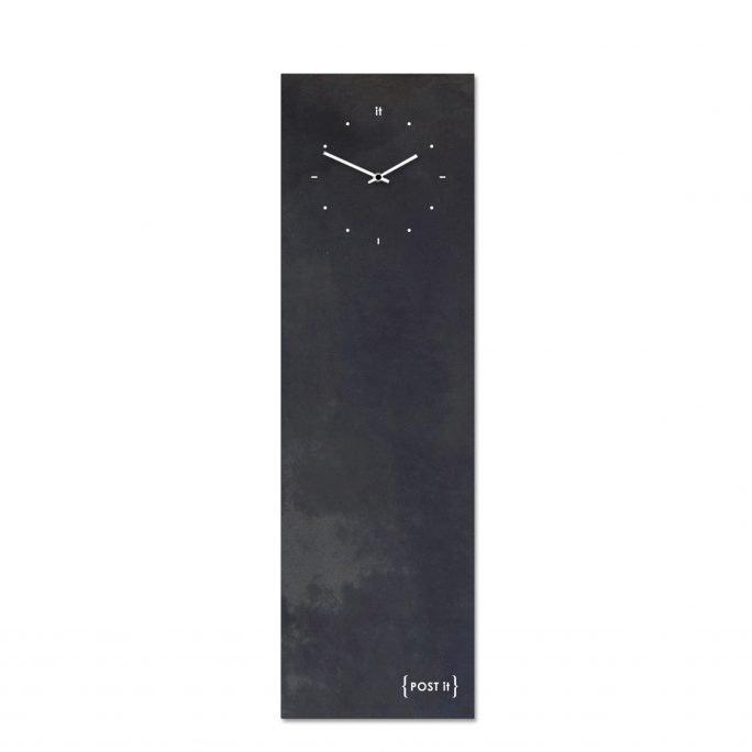 Orologio - Lavagna magnetica Industrial