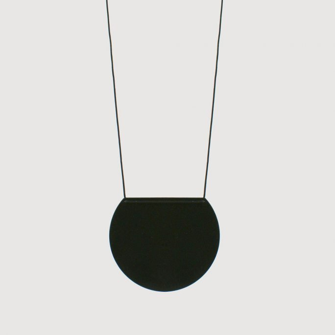 Black Brass Necklaces P2