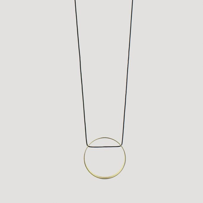 Brass Necklace P5