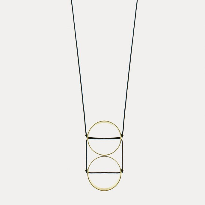 Brass Necklace P3