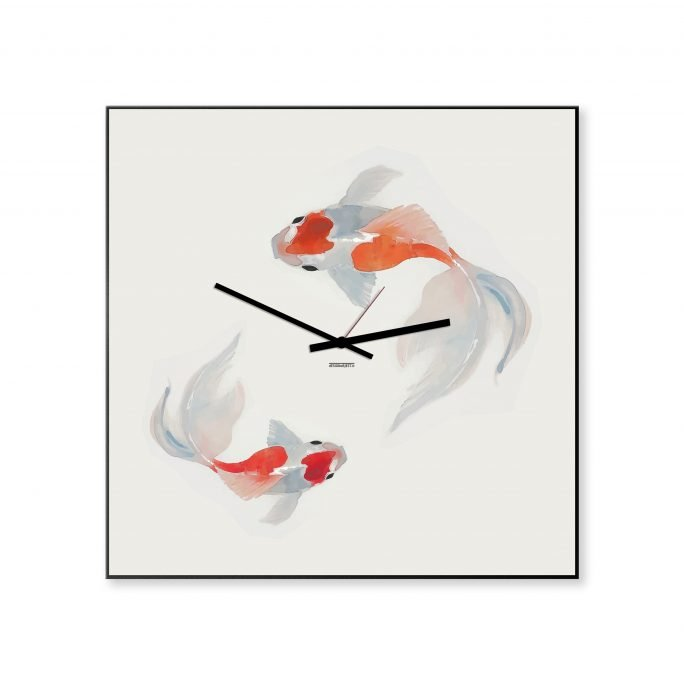 Japan Style wall clock