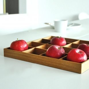Wooden Design Tray