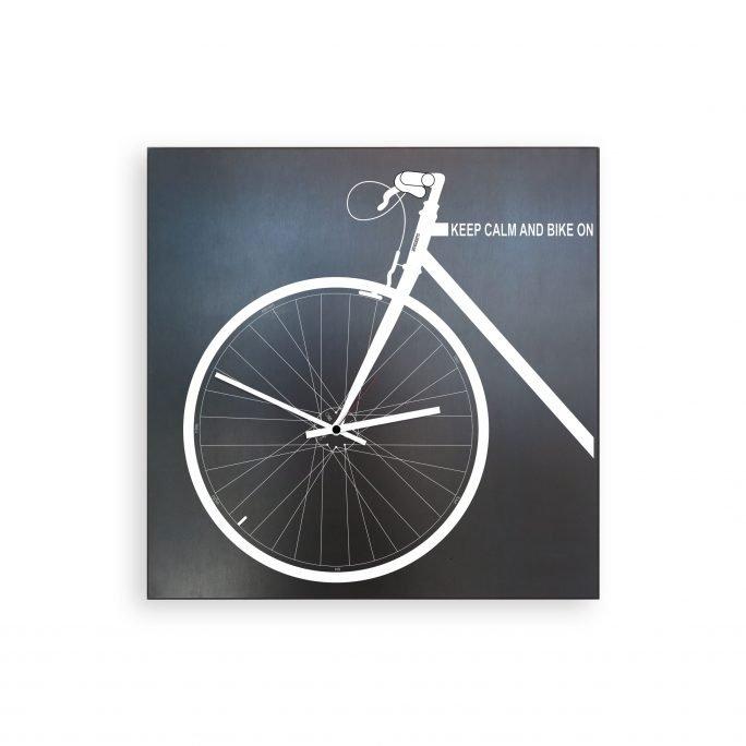 Vintage Bike Clock