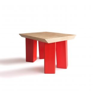 Design Low Stool