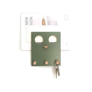 Wooden Key holder design