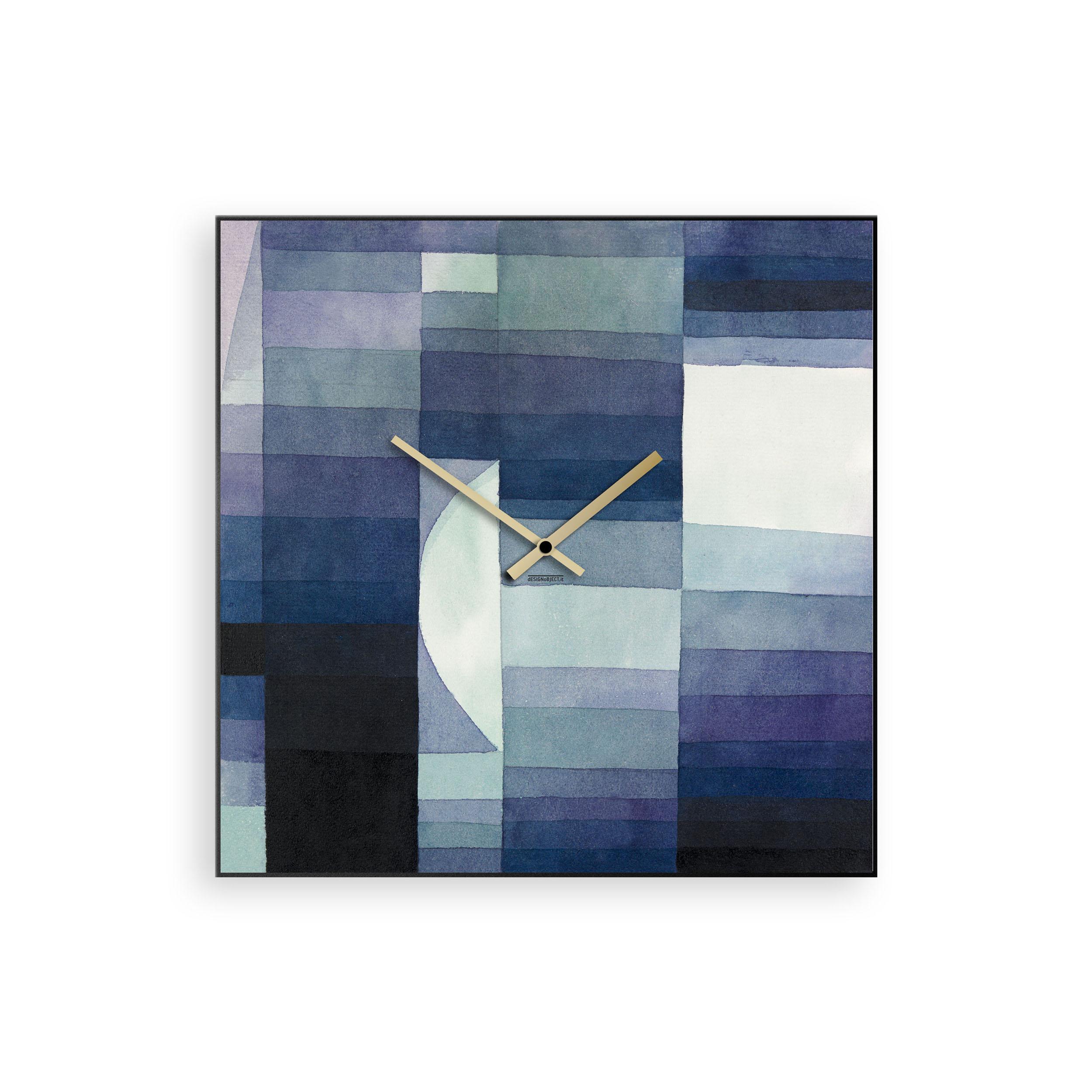 Orologio Lancette Dorate